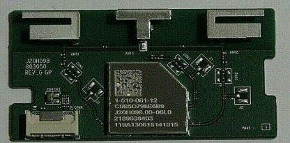 Sony XBR 85X850G WiFi Adapter 1 510 061 12
