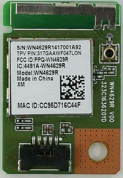Vizio E32 C1 Wi Fi Module WN4638R 317GAAWF605LON0VIZ