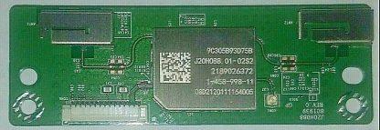 Sony XBR 60X830F WiFi Adapter 1 458 998 11