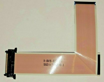 Sony XBR 43X800E LVDS Ribbon Cable 1 849 839 11
