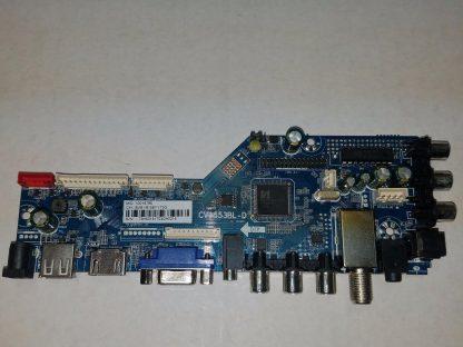 GPX TDE1587B Main Board 10016785