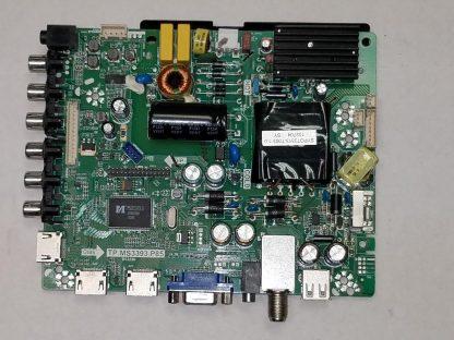 Westinghouse DWM40F1G1 Main Board / Power Supply Version TW 75701 S040S