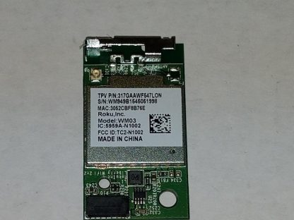 LG Wifi Module 317GAAWF547LON