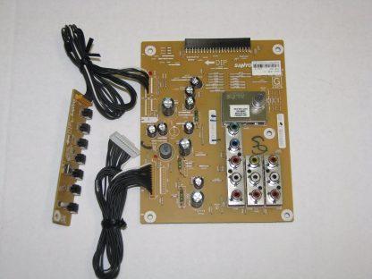 Sanyo FVM5082 Analog Input Board 1LG4B10Y1040A